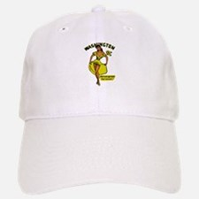 Vintage DC Pinup Baseball Baseball Baseball Cap