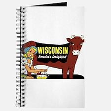 Vintage Wisconsin Dairyland Journal