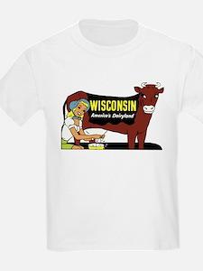 Vintage Wisconsin Dairyland T-Shirt