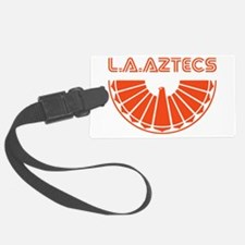Throwback Aztecs Luggage Tag