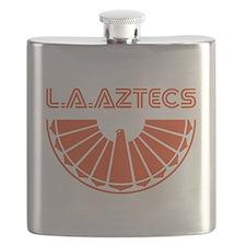 Throwback Aztecs Flask