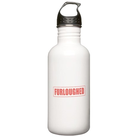 Furloughed Stamp Water Bottle