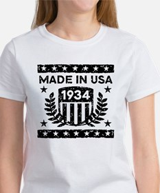 Made In USA 1934 Women's T-Shirt