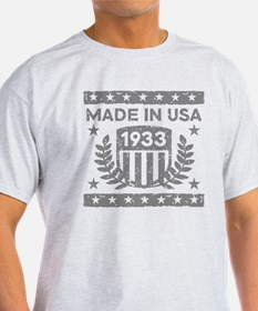 Made In USA 1933 T-Shirt