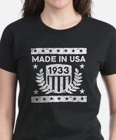 Made In USA 1933 Tee