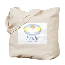 Angel-in-Training - Emily Tote Bag