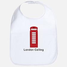 London Calling Bib