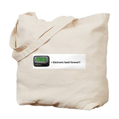 Pagers for life Tote Bag