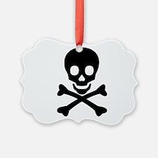 Skull & Crossbones Ornament
