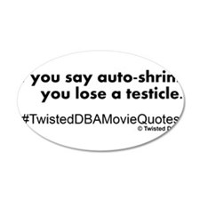 autoshrink.png Wall Decal