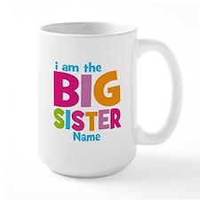 Big Sister Personalized Mug