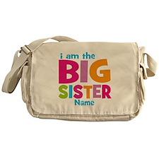 Big Sister Personalized Messenger Bag