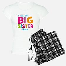 Big Sister Personalized pajamas