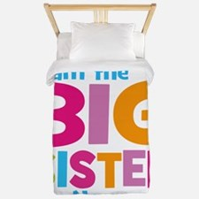 Big Sister Personalized Twin Duvet