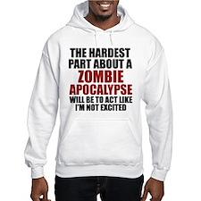 Zombie Apocalypse Jumper Hoody