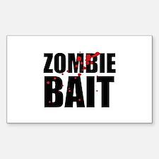 Zombie Bait Decal