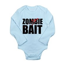 Zombie Bait Long Sleeve Infant Bodysuit