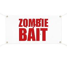 Zombie Bait Banner