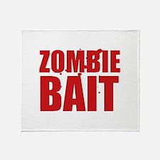 Zombie Bait Stadium Blanket
