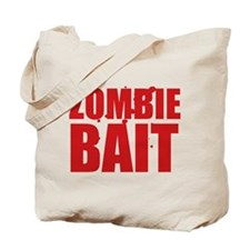 Zombie Bait Tote Bag