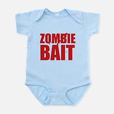 Zombie Bait Infant Bodysuit