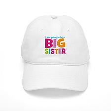 Big Sister Personalized Baseball Cap
