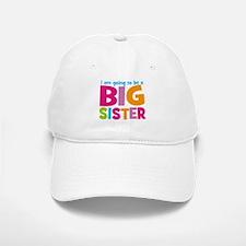 Big Sister Personalized Cap