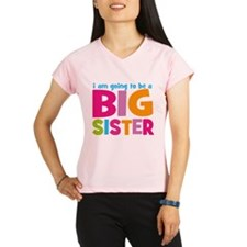 Big Sister Personalized Performance Dry T-Shirt