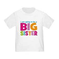 Big Sister Personalized T
