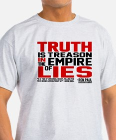 """Truth Is Treason"" T-Shirt"