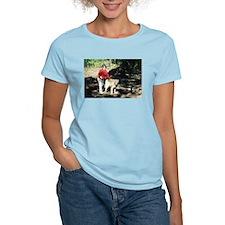"""""""Wolfgirl and Waka T-Shirt"""