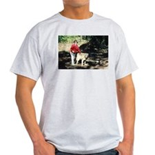 """Wolfgirl and Waka T-Shirt"