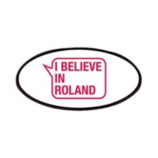 I Believe In Roland Patches