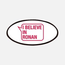 I Believe In Ronan Patches