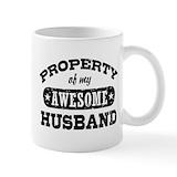 Amazing husband Drinkware