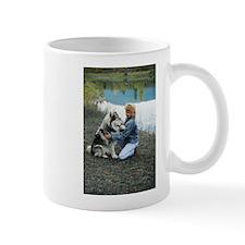 """""""Shilo With Wolflady"""" Mug"""