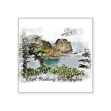 Cape Flattery Washington Sticker
