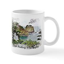 Cape Flattery Washington Mug