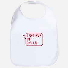 I Believe In Rylan Bib