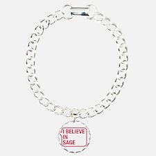 I Believe In Sage Bracelet