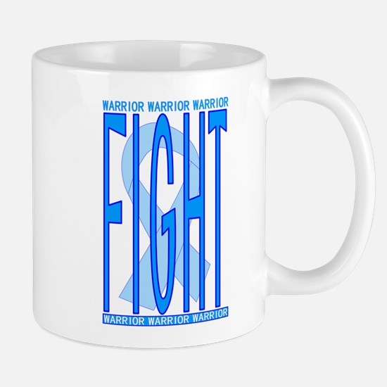 CancerFightBlue Mug