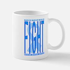 CancerFightBlue Small Small Mug