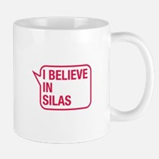 I Believe In Silas Small Small Mug