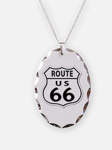 U.S. ROUTE 66 Necklace