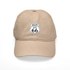 U.S. ROUTE 66 Baseball Cap