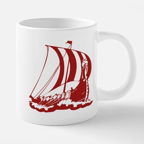 Viking Ship Mugs