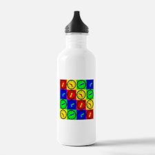 16 Watches Water Bottle