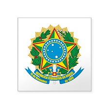 Brazil COA Sticker