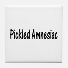 Pickled Amnesiac Tile Coaster