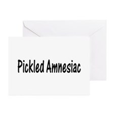 Pickled Amnesiac Greeting Cards (Pk of 10)